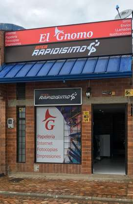 Interrapidisimo franquicia y otros negocios en Chamalú - funza