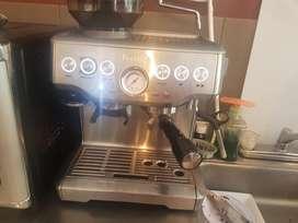 Cafetera Breville