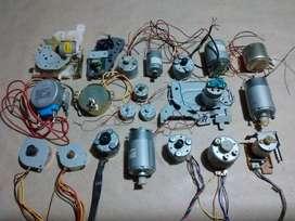 Motores Electricos de Varios Voltajes