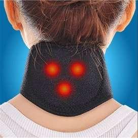 Terapia magnética Cinturón para el cuello Turmalina Autocalentamiento Terapia magnética Envoltura para el cuello
