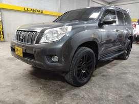 Vendo Toyota land cruiser prado en exelente estado