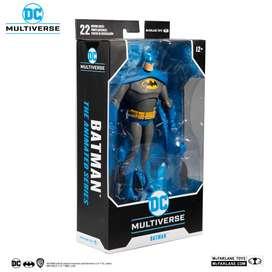 Figura De Accion Batman: Batman La Serie Animada (variante)