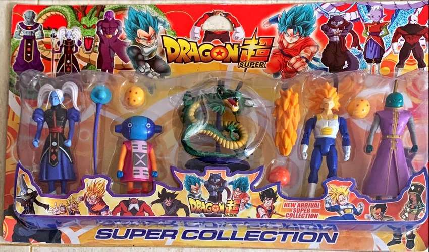 Dragon ball coleccionable