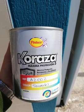 Vendo Pintura Koraza TERMALES