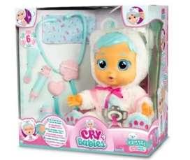 Cry babies Kristal (Bebé llorón!)