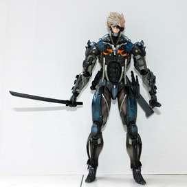 Play Arts Kai Metal Gear Solid Raiden