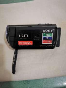 Camara  filmadora sony hdr