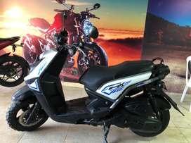 Yamaha bws X 125 al día 2014