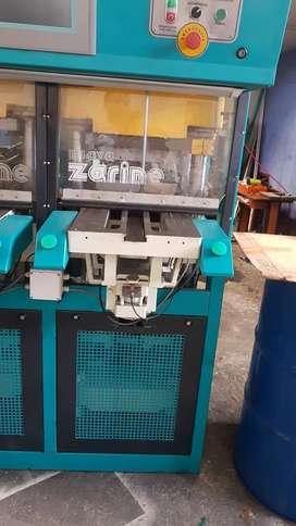 Máquina Inyectora Suelas