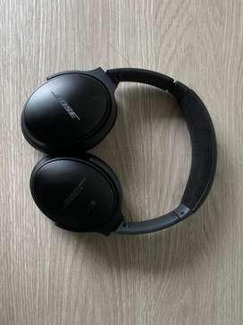 Bose quiet comfort / audifonos con cancelacion de ruido