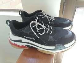 Zapatos balenciaga  talla 12 usa
