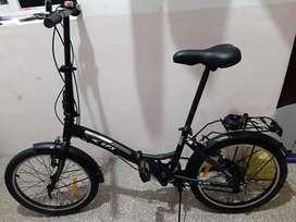 Bicicleta plegable spx