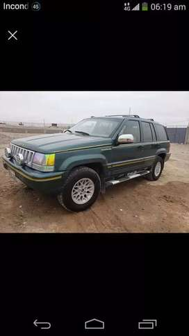 Vendo camioneta JEEP GRAND CHEROKEE