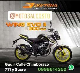 Moto Daytona Wing Evo II 200