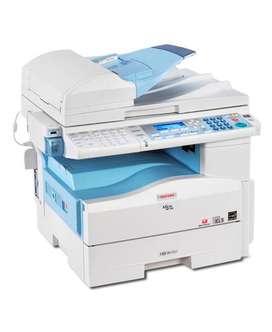 fotocopiadoras marca ricoh a color y blanco y negro desde 750.000 con garantia
