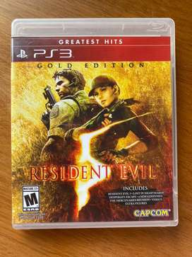 Resident evil (Gold edition) PS3
