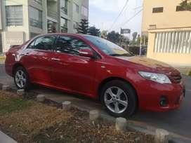 Toyota Corolla 2014, Automático, 55000km