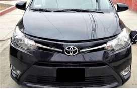 Se vende auto marca toyota yaris 2015 , semifull  km 73500, uso particular , gasolinero, lo vendo a 33,500 mil