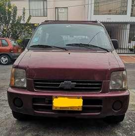 Wagon R - 1998 - 1,0 - 250.000 Km