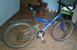 Bicicleta Rodado 26 Doble Suspensión