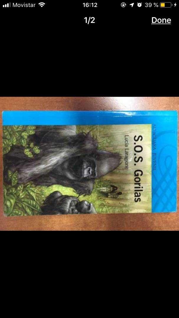 SOS gorilla 0