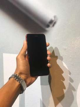 Iphone 8 pequeño rojo 64 gb