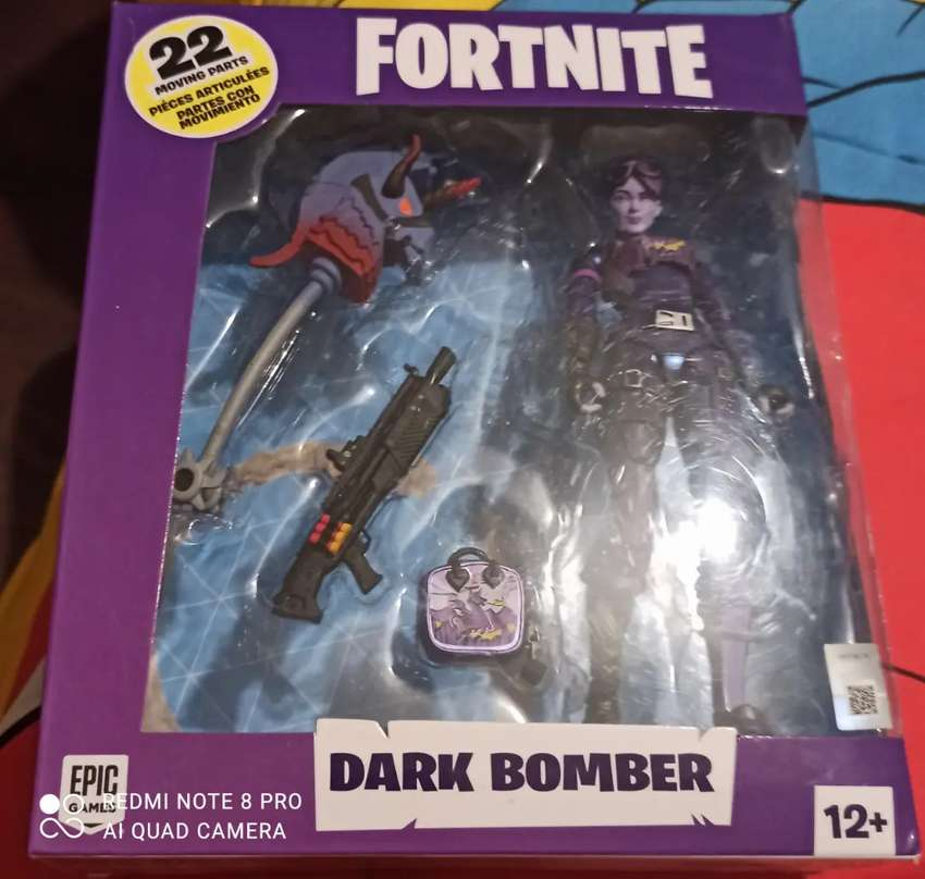 Juguete de Fornite Darck Bomber