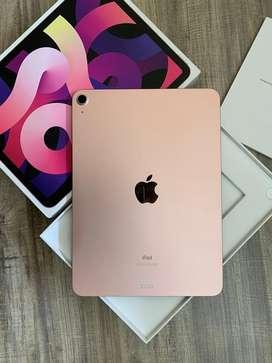 iPad Air 4Th Gen Gold Rose + Garantia Mac