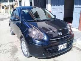 Vendo mi Nissan March Hatchback modelo 2012 aros15