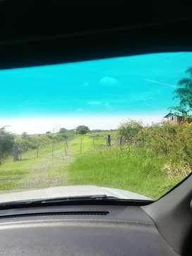 Terreno vía Yaguachi Milagro apto para Camaroneras ocualquier  cultivo r