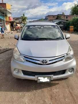 Vendo Toyota avanza