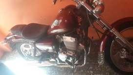 Indiana 256 cc custon 2014
