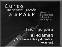 Clases PAEP   2020