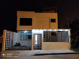 Vendo casa por estrenar ubicada en Santo Domingo Urbanización sueños de Bolívar