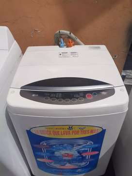 Venta lavadora LG