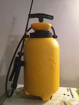 Fumigadora manual de 7 litros