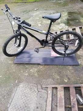 Se vende linda bicicleta