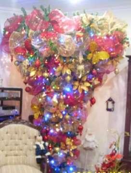 Se vende árbol de navidad buen estado