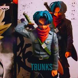 Trunks Espada Dragon Ball Figura Muñeco