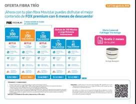 Servicios de internet con CLARO-MOVISTAR-TIGO UNE