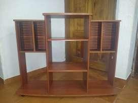 Mueble para equipo de sonido ¡NEGOCIABLE!