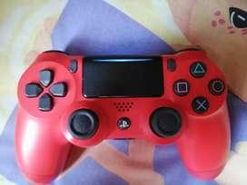 Control original PS4 rojo