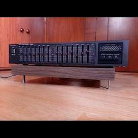 Technics ecualizador Japonés Marantz Yamaha sansui pioneer kenwood Sony Bose onkyo denon harman jbl akai fisher