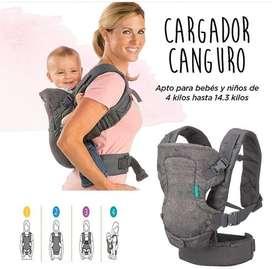 Cargador canguro para bebé
