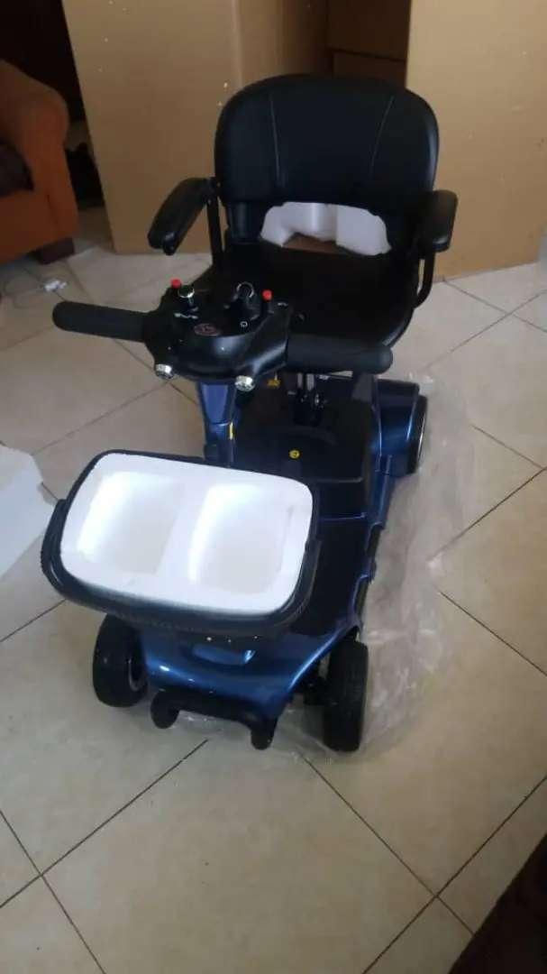 Vendo scooter electrico para personas mayores.