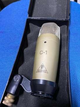 Microfono behringer C-1