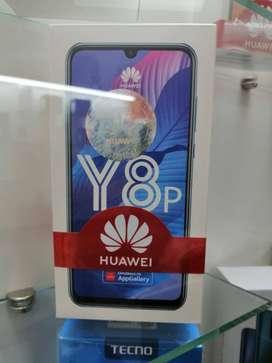Huawei Y8P (128 GB / 4 GB) nuevo, sellado con garantía.