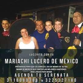 Mariachi Lucero de México y la voz de Lucerito