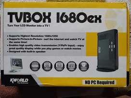 Tv box 1680ex