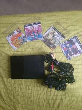 Sony Playstation 2 Slim h4ck3@d0